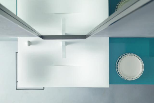 5 cerasa eden lavabi forme squadrate