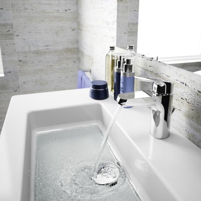 rubinetto squadrato ceramica dolomite base miscelatore