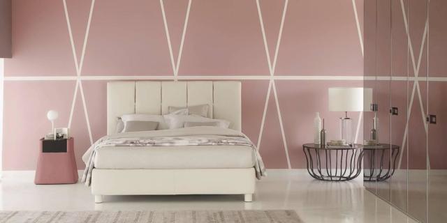 Colore Rosa Antico Per Pareti.Come Scegliere I Comodini E Il Colore Della Camera Cose Di Casa