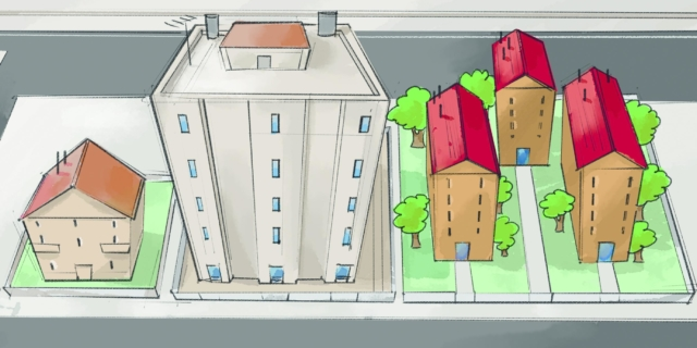 Condominio minimo, parziale e super