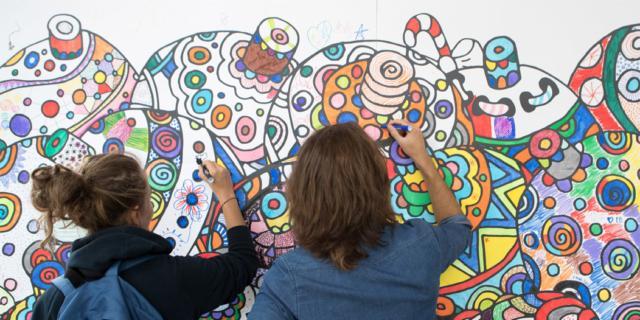 The Big Draw – festival del disegno