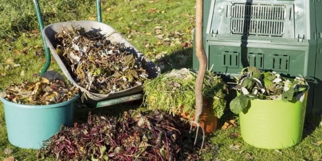 Manutenzione del compost