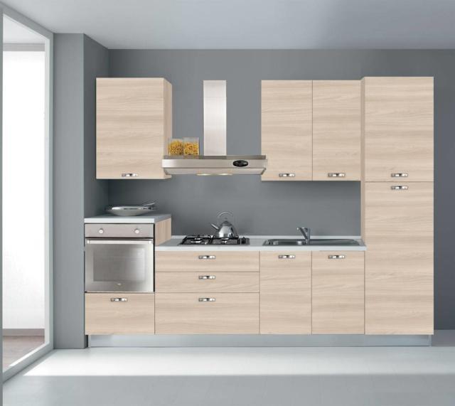 Cucina piccola per chi ha poco spazio o per chi sta poco ai fornelli cose di casa - Cucina senza fornelli ...