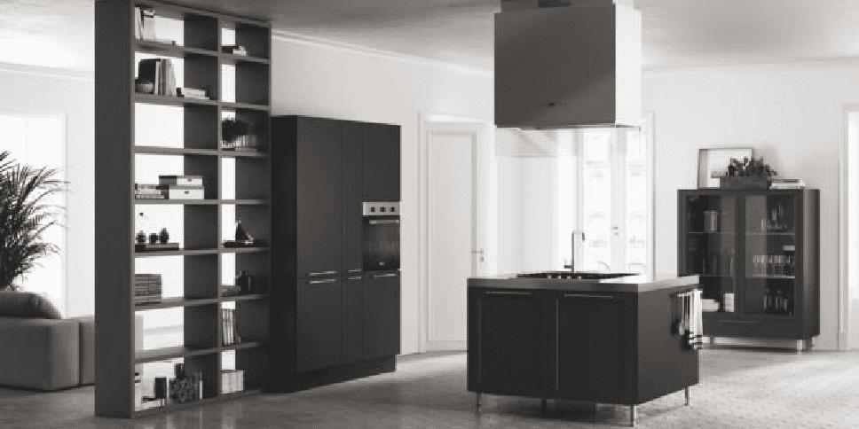 Cucine nere solo dettagli o total black cose di casa - Cucine cesar prezzi ...