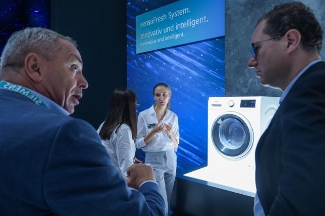 IFA 2017 - Siemens -