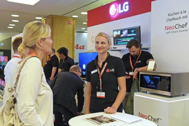 IFA Innovations Media Briefing 2018 - LG -