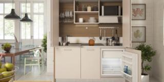 Elettrodomestici piccoli per cucine mini