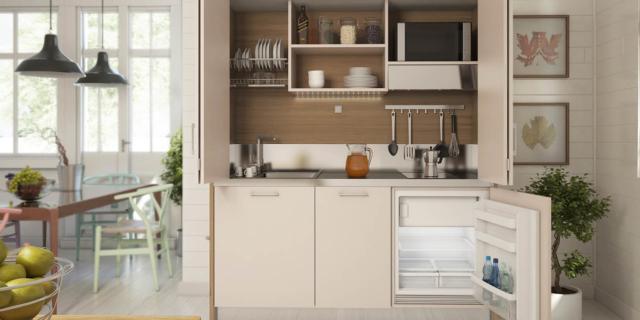 Elettrodomestici piccoli per cucine mini - Cose di Casa