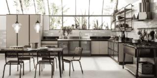 Cucina industriale, una tendenza che resiste