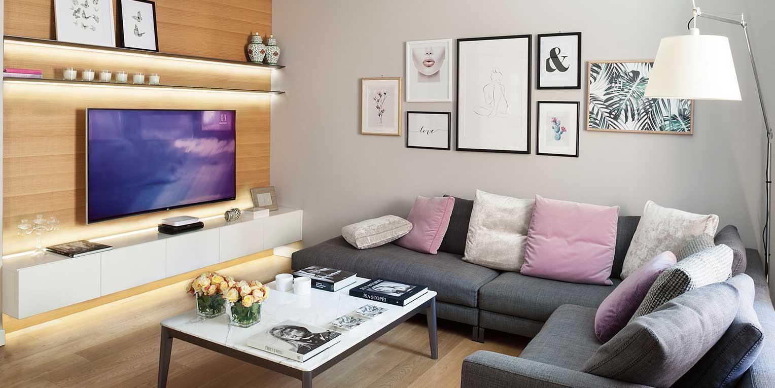 Bilocale di 65 mq deluxe di ringhiera cose di casa for Case di casa