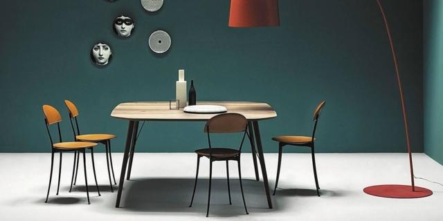 Tavoli Quadrati Di Design.Tavoli Consigli E Idee Sull Arredamento In Cucina Soggiorno