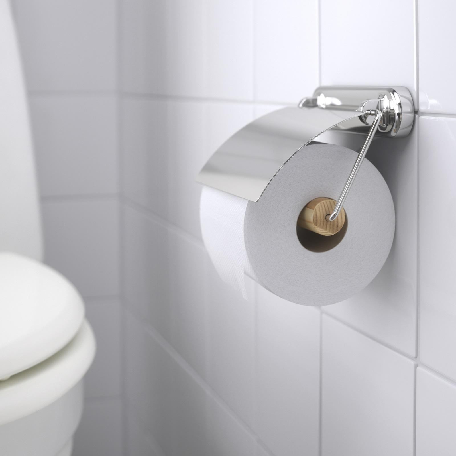 Appendi Accappatoio Da Terra portarotolo della carta igienica: dettaglio ma fondamentale