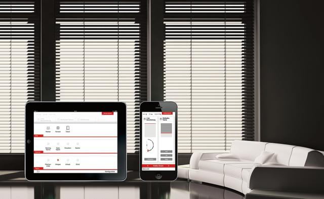 Sistema domotico I-Tec SmartWindow di Internorm (www.internorm.it)