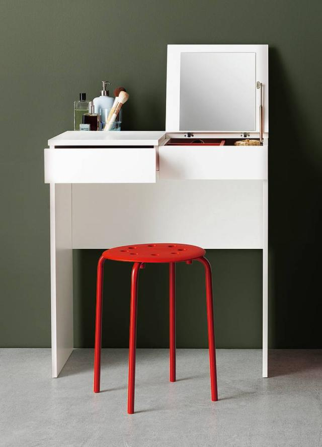zona beauty Brimnes di Ikea