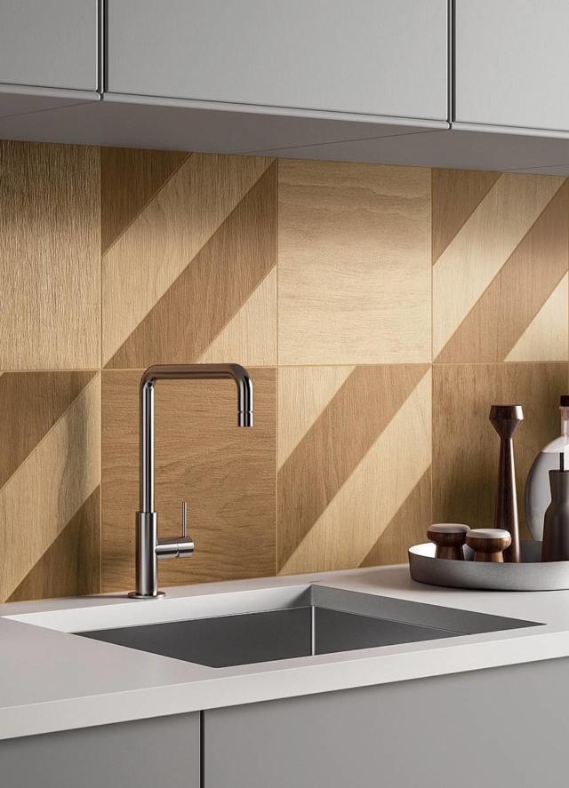 Ceramica Panaria_Chic Wood_Quadrus(Backsplash)_kitchen_VERIFICARE