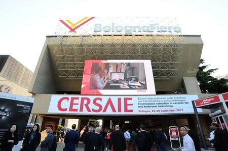 Cersaie 2018: al via la 36esima edizione del Salone Internazionale della Ceramica per l'architettura e dell'arredobagno