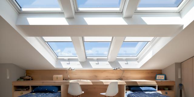 Finestra per tetti: prodotto di qualità e posa a regola d'arte