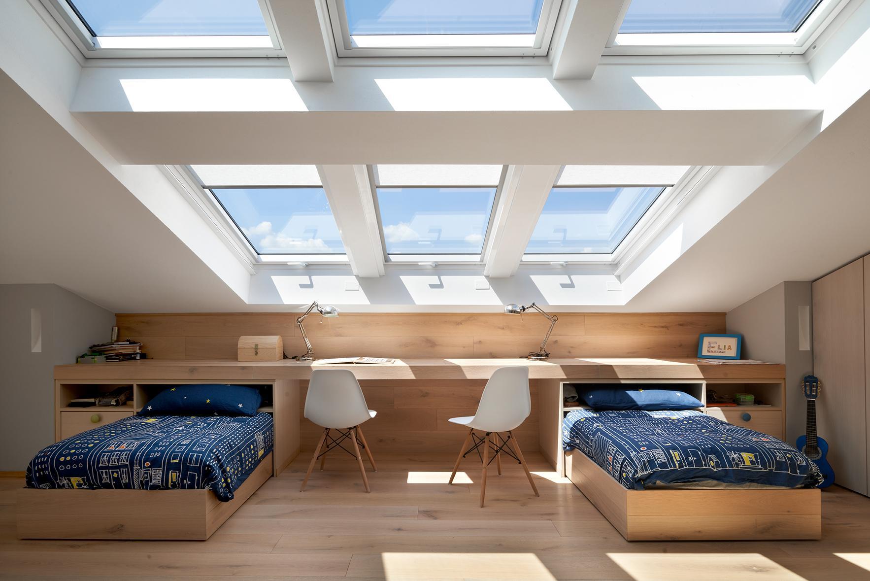 Finestre per tetti una promozione velux da non perdere for Finestre x tetti