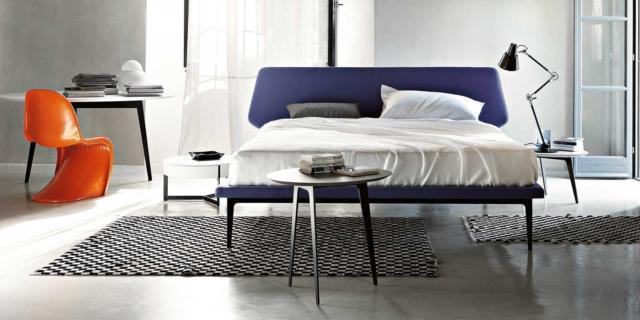 Zona studio in camera da letto