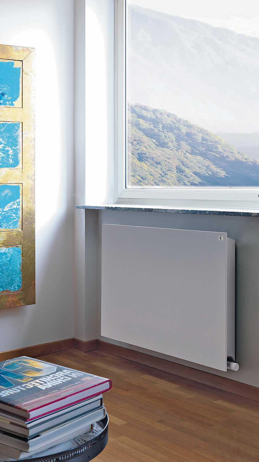 Informazione: Pannelli Radianti Ad Acqua Calda Al Posto Dei Radiatori