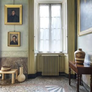 Palazzo Agliardi, allestimento di Lorenzo Damiani, foto di Ezio Manciucca©