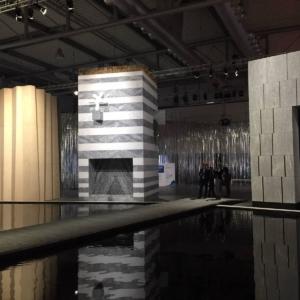 Le tre torri protagoniste di Architetture per l'acqua