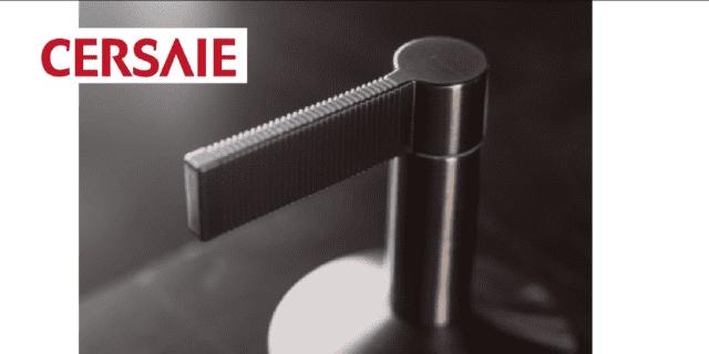 Rubinetti: la finitura titanio spazzolato fa tendenza