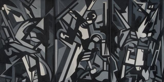 Un nuovo gesto, una nuova materia. Opere del dopoguerra italiano dalla collezione di Fondazione Cariverona