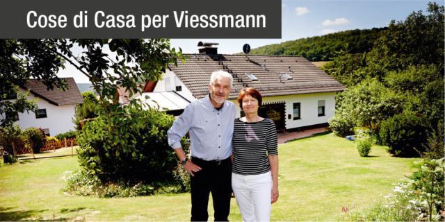 Pompe di calore Viessmann: una scelta di testa e di cuore!