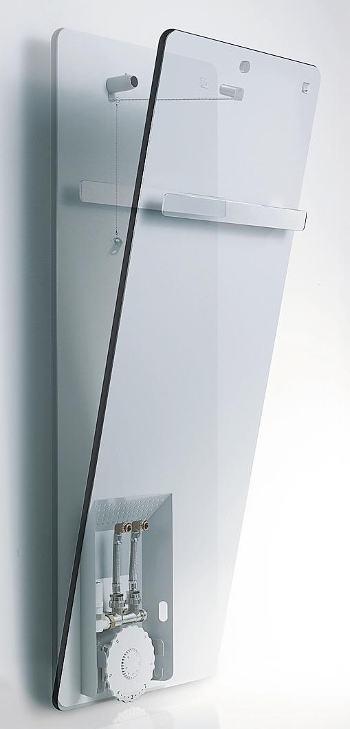 Radiatore Vitalo di Zehnder per il riscaldamento ad acqua