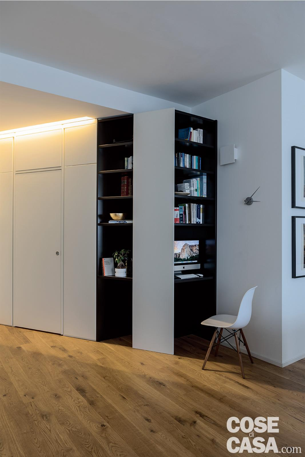 Mobili In Cartongesso Per Soggiorno open space per soggiorno cucina e zona pranzo - cose di casa