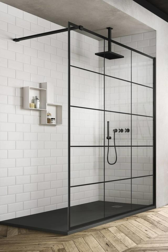 cabina doccia Serie SK-IN di Vismaravetro