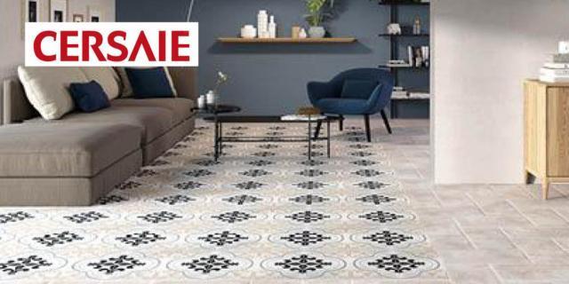 Le nuove piastrelle di ceramica a Cersaie 2018