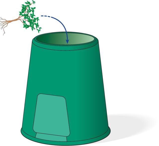 2. Quindi nell'orto a fine stagione occorre estirpare completamente le piante, sradicandole dal terreno: solitamente è sufficiente una leggera pressione per tirare via con le proprie mani l'intera pianta, non solo fusto e foglie, ma anche l'apparato radicale. Se non si riesce a mano, perché la pianta è particolarmente forte e ancorata al terreno, ci si può aiutare con una vanga o una zappa. Se si possiede un bidone del compostaggio, le piante estirpate possono essere inserite nel mucchio. L'importante è non lasciare nel terreno alcun residuo vegetale delle piante eliminate, ma eliminarne ogni parte.