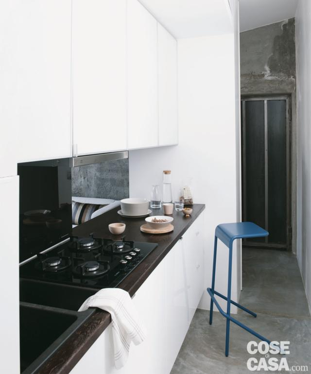 cucina mansarda 50 mq