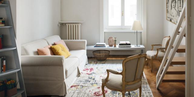Soppalco: una camera in più nella casa di 37 mq