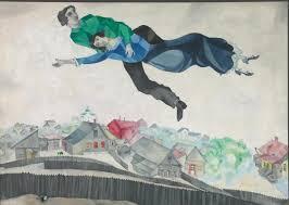 Marc Chagall, come nella pittura così nella poesia