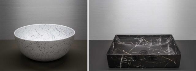 lavabi Le Pietre Ceramica Globo
