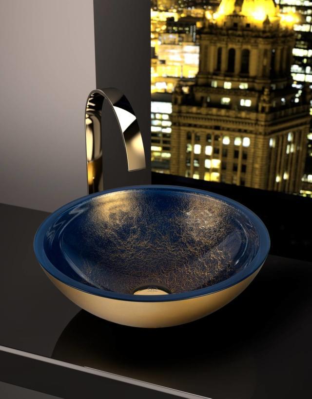 lavabi Ocean Glass Design
