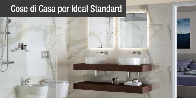Nuova linea d'arredo componibile. Compatibile con tutti i lavabi di Ideal Standard