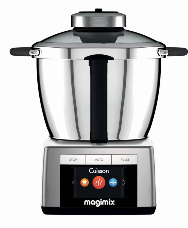 Robot Cook Expert di Magimix per preparazioni tra cui anche la pasta per il pane