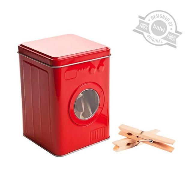 n. 6 Moroni Gomma, scatola lavatrice alta