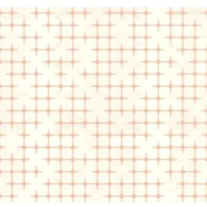 Pavimento decorato Fuga di Matteo Brioni, versione panna rame