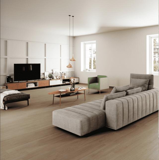 Nuove piastrelle in gres dall effetto legno alle maioliche cose di casa - Piastrelle gres effetto legno ...