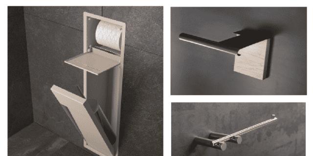 Portarotolo della carta igienica: dettaglio ma fondamentale