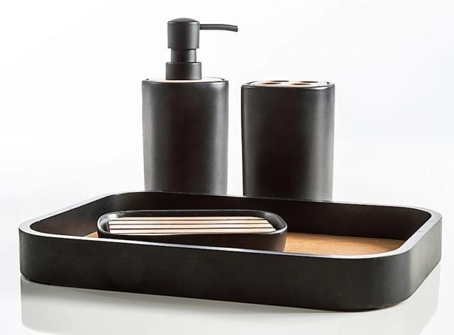 arredare il bagno con il portasapone dispenser di Cipì