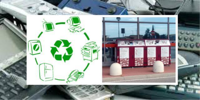 Dove buttare gli elettrodomestici rotti?
