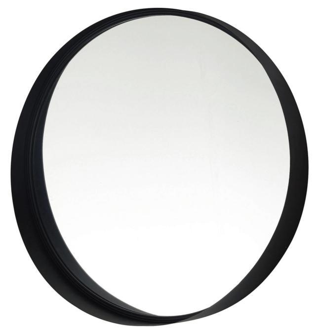 arredare il bagno con lo specchio Clifford di Maisons du Monde