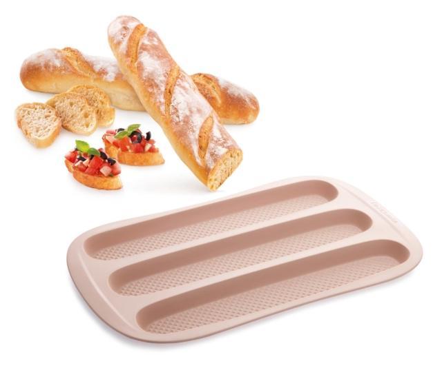tescoma-della casa-stampo pane baguette