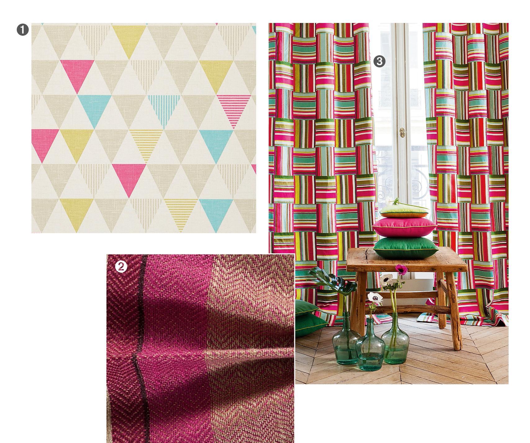 Tessuti per la casa come sceglierli e abbinarli cose di for Carta da parati anni 70 vendita on line